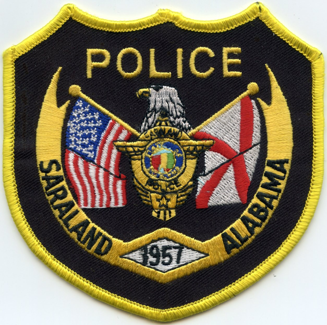 Saraland Police Department